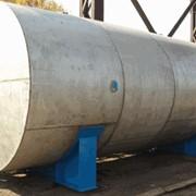 Емкости из нержавеющих сталей, объем - 50 м.куб фото