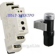 Фотореле SOU-1/230V AC + датчик фото