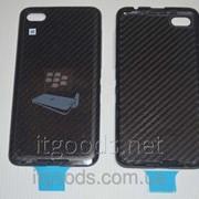 Задняя черная крышка для BlackBerry Z30 фото