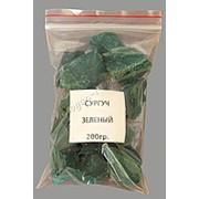 Сургуч зеленый 0,2 кг фото