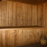 Сауна- Баня на дровах на берегу Днепра фото