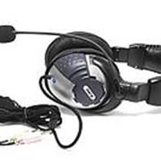 Гарнитура M-780HV Dialog со стереонаушниками и регулятором громкости фото