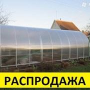 Поликарбонат теплично-парниковый Гарантия Доставка фото