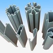 Анодированный алюминиевый профиль фото