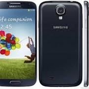 Телефон Samsung Galaxy S4 GT-i9500 3G 16 GB Черный REF 86617 фото