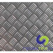 Лист рифленый алюминиевый, рифленка 3 мм фото
