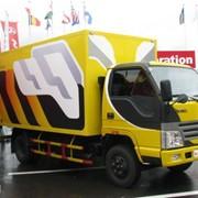 Изотермический фургон BAW-1044 фото