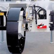Трамбовочное колесо фото
