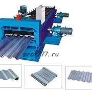 Линия по производству профилей для грузовых вКитае фото