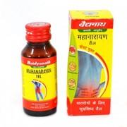 Масло Маханараян Mahanarayan oil 100 мл фото