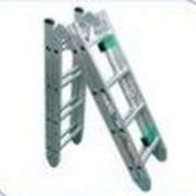 Лестницы строительные алюминиевые фото