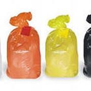 Мешки для утилизации биологически опасных отходов в Астане фото