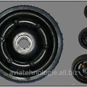 Колесо К 2П-200.000, 2 подшипника фото