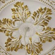 Золочение сусальны золотом фото