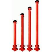 Гидранты пожарные Н=1500  фото