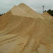Песок 0-2 фракции мытый с доставкой от 1 тонны