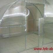 Каркас теплицы оцинкованная труба, 2х3х2,1м фото