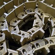Гусеница в сборе Komatsu D275A-5 производство Чаз фото