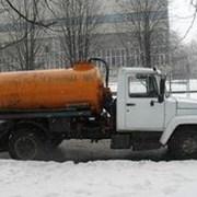 Аренда ассенизаторов в Санкт-Петербурге
