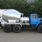Аренда автобетоносмесителей в Нижнем Новгороде фото