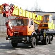 Аренда автокранов в Нижнем Новгороде фото