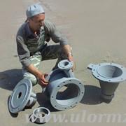 Реставрация головки ЭДС-700 цепь шаг 315 мм (замена венца) без разборки самой головки фото