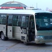 Автобус пригородный SHUCHI YTK 6730 фото