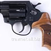 Револьвер травматический Гроза Р-02 С к. 9мм РА фото