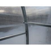 Теплица СИБИРСКАЯ сварн Стандарт Автоинт 8х3х2 фото