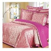 Комплект постельного белья Silk Place Virmiste, семейный фото