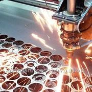 Лазерный крой металла