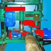 Оборудование деревообрабатывающее фото