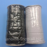 Резинка бельеваяэластичная лента 6 мм 1рул - 90м фото