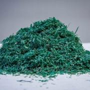 Дробленка стреп-лента (белая, зеленая) фото