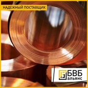 Лента бронзовая 0,4 х 250 БрОФ фото