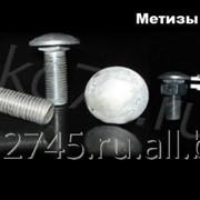 Болты дорожные М16х45 и М16х35 по ГОСТ 7802-81 для дорожных ограждений фото