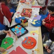 Услуги в области декоративно-прикладного искусства для детей фото
