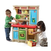 Детская игровая кухня Step-2 Радуга 834800 фото