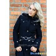 Куртка женская Классика пояс, код: 3662609 фото