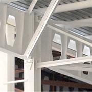 Проектирование ангаров из металлоконструкций фото