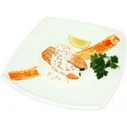Доставка горячих блюд - Семга в икорно-сливочном соусе 180/90/30 гр. фото