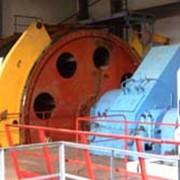 Предлагаем услуги НКМЗ по шахтным подъемным машинам фото