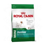 Корм для собак Royal Canin Mini Junior 4 кг фото