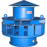 Вентилятор крышной радиальный для дымоудаления ВКРМ-ДУ фото
