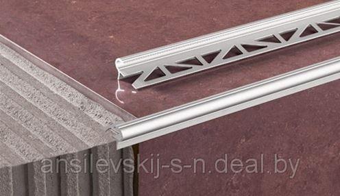 латунный профиль для керамической плитки