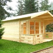 Садовый домик фото