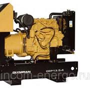 Генератор дизельный Olympian GEP13,5-4 (10 кВт) фото