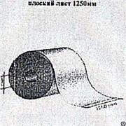 Профнастил плоский лист 1250мм, Пурал с 1-й стороны, 1250x1.2мм фото