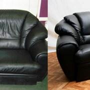 Услуги по реставрации мягкой мебели фото
