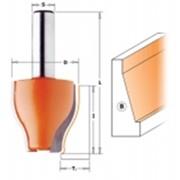 Фреза концевая вертикальная филеночная S=12 D=38x38 B фото